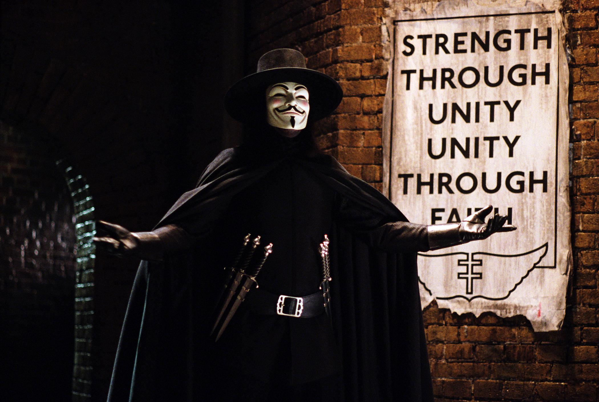 Flashback Review: V for Vendetta | The Nickel Screen