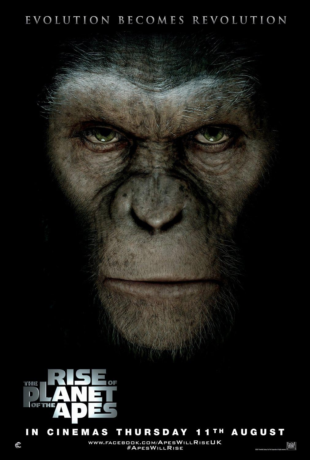 Rise of the Planet of the Apes – Caesar vs. Draco Malfoy ...